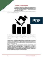 Procesos de Negociacion Clase 1