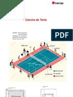 Inpremir Cancha Tenis
