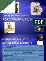 Português 12º Ano_síntese