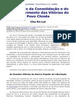 CHU En-Lai. O Caminho da Consolidação e do Desenvolvimento das Vitórias do Povo Chinês.pdf