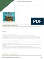 Navío Santa Ana __ Modelismo Naval de Investigación