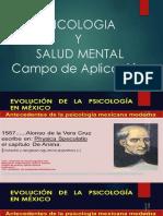 Psicología y Salud Mental