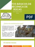 Aspectos Básicos de La Mecánica de Rocas