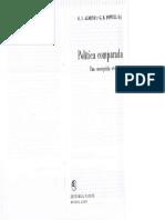 Almond y Powell - Politica Comparada
