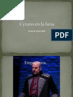 Cyrano en La Luna Diapositivas