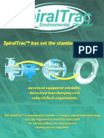 SpiralTrac Mechanical Seals