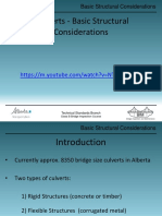 17_Culvert Basic Structural Considerations - May 2018