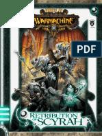 Forces of WARMACHINE Retribution of Scyrah