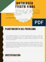 Deontologia Proyecto Final Fernandez Zambrano