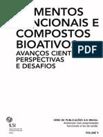 Alimentos Funcionais e Compostos Bioativos - Fascículo