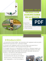 333analisis de La Produccion Agropecuaria