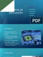 Campos de La Nanotecnologia