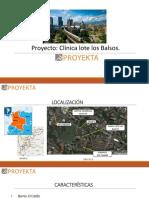 Clinica Lote Los Balsos (F)
