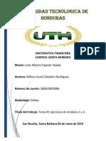 Matematica Financiera Tarea#1 IParcial.