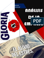 Analisis Financiero Gloria s.A