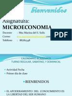 MICROECONOMIA 2019