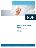 Checkin User Guide 3.0