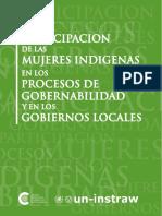 15 participación mujeres indígenas