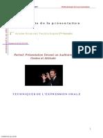 Partie1 Techniques Expression ST S2 2018