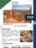 Las Rocas Recopilado Por_ Msc. Ing. Claudia Arauz