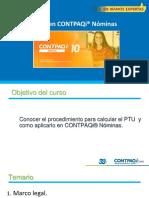 Calculo de PTU en El Sistema de CONTPAQi Nominas