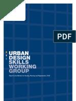 Urban Design Skills