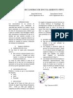 Informe FIFO