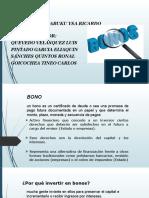 BONOS PPT