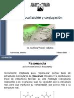 CAPÍTULO 1. Deslocalización y Resonancia (RyMR)