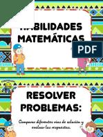 Habilidades Matematicas