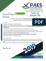 01 Língua Portuguesa e LB