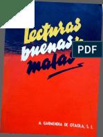 Antonio Garmendia de Otaola, S.J. - Lecturas buenas y malas.pdf