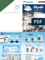 Sky Air r32 Catalog