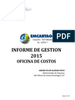 INFORME DE GESTION OFICINA DE COSTOS 2015.docx