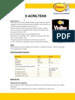 Ficha Técnica  viniltex-acriltex_0