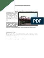 Informe Geotécnico Sobre La Caída Del Puente Viru
