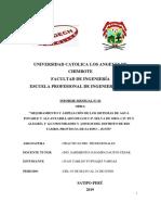 INFORME MENSUAL N°01 E IMPACTO AMBIENTAL PPP
