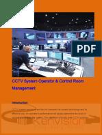 CCTV Operator Control Room Management Course PDF