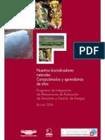 Bioindicadores - 2006 Cartilla Ingavi