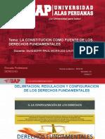 Plantilla Uap 2019-1b - Sesion 3. La Constitucion Como Fuente de Dd Ff
