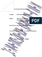Informe Equipos Topograficos 1