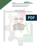 Plan de Negocios de La Empresa Resinas Colores y Compuestos s.a de c.v 1 (1)