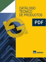 Catalogo Tecnico gardau aza 2018