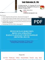 Penyusunan Renstra BLUD_PMDN 79_2018