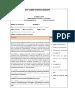 Diario de Campo Investigación