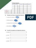 Guía de Decimales(Refuerzo)