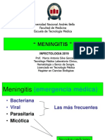 8 Meningitis y Zoonosis