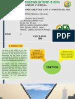 CALIDAD DE AIRE-ATMOSFÉRICA.pptx