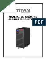 TITAN 6-10KVA 2014