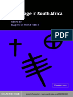 10 Language in South Africa